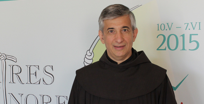 fr. Julio CÉSAR BUNADER, OFM