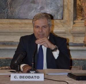 Cons. CARLO DEODATO